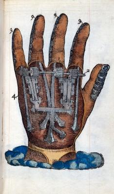 L0023364 Ambroise Pare: prosthetics, mechanical hand
