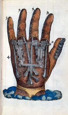 L0023364 Ambroise Pare: prosthetics, mechanical hand