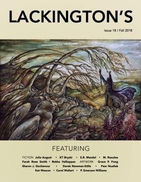 Lackington's #18 Cover