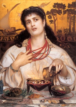 Frederick_Sandys_-_Medea,_1866-1868