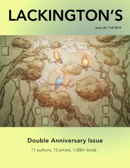 Issue 20 Cover